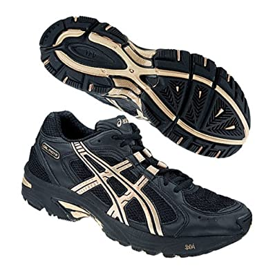 Black Asics Shoes