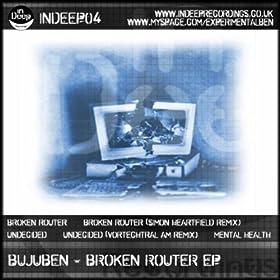 Bujuben - Broken Router EP