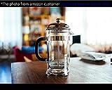 SterlingPro French Coffee Press --8 Cup/4 Mug (1 liter, 34 oz), Chrome