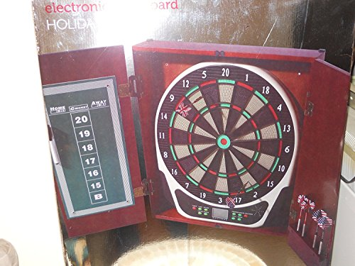 electronic-dart-board
