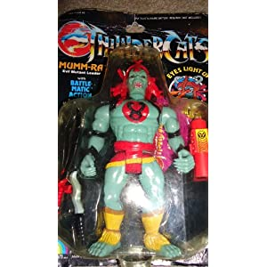 Thundercats Mumm  on Amazon Com  Thundercats   Mumm Ra Evil Mutant Leader  Toys   Games