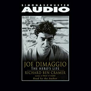 Joe DiMaggio Audiobook