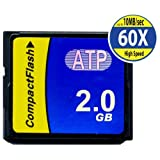 2GB Compact Flash Cf 60X High Speed High Quality Slc
