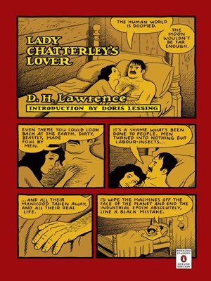Lady Chatterley's Lover, D. H. Lawrence; Michael Squires & Chester Brown & Doris Lessing