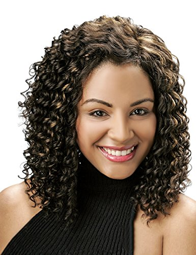 Crochet Hair Jerry Curl : Jerry Curl Crochet Hair Braid-3packs Deal-Biba-100% Kanekalon