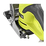 Factory-Reconditioned Ryobi ZRJM82GK 6 Amp Biscuit Joiner Kit (Green)