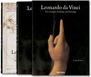 Leonardo da Vinci: The Complete Paintings and Drawings (2 Vol.) (25) Frank Zollner and Johannes Nathan