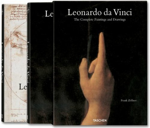 Leonardo da Vinci: The Complete Paintings and Drawings (2 Vol.) (25): Frank Zollner, Johannes Nathan: 9783836529754: Amazon.com: Books
