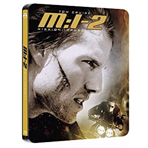 Mission Impossible 2 - Paramount Centenary Limited Edition Steelbook Blu-ray