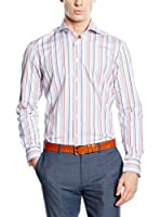 Hackett London Camisa Hombre (Multicolor)