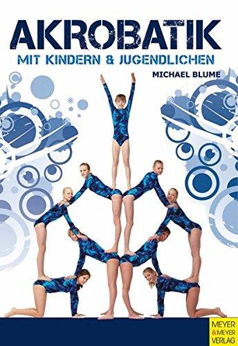 Akrobatik mit Kindern und Jugendlichen