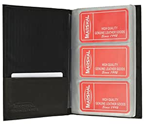 Amazoncom new 120 sheets business name id credit cards for Business card holder sheets