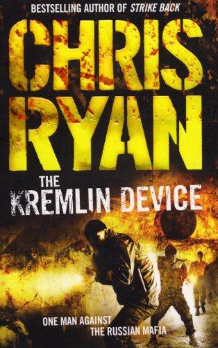 The Kremlin Device (Geordie Sharp, #3)