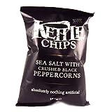 Kettle Chips Sea Salt & Peppercorn 150g
