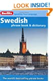 Berlitz: Swedish Phrase Book & Dictionary (Berlitz Phrasebooks)