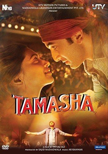 Tamasha (2015) Official 2-Disc Special Edition Hindi Movie DVD ALL/0 Deepika Padukone, Ranbir Kapoor / English Subtitles by Ranbir Kapoor