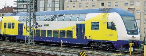 Fleischmann 862081 Metronom Driving Coach IV