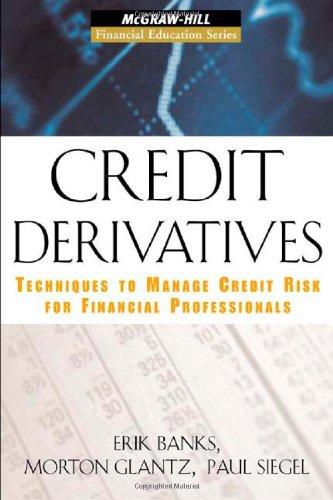 Credit Derivative