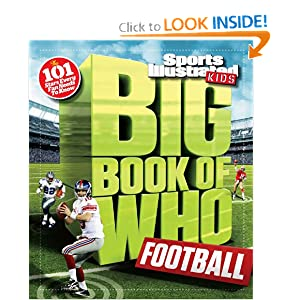 The Big Book of Who: Football
