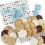 Decorative Dots Cookie Box