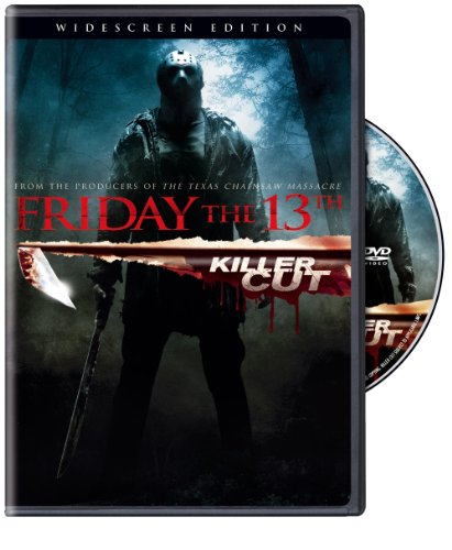 Cover art for  Friday the 13th: Killer Cut (Widescreen Edition)