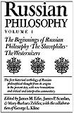 Russian Philosophy, Vol. 1