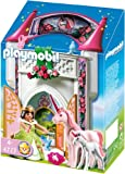 Playmobil Unicorn Take Along Castle Set