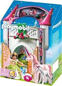Playmobil 4777 - Torreón con unicornio