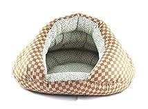 Generic Hideaway Comfort Bed 18X18X11.8 Coffee