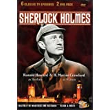 Sherlock Holmes - 6 Episodes