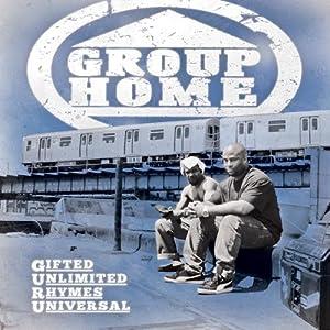 【クリックで詳細表示】GROUP HOME : GIFTED UNLIMITED RHYMES UNIVERSAL - 音楽