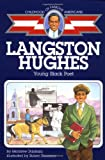 img - for Langston Hughes: Young Black Poet (Childhood of Famous Americans) book / textbook / text book