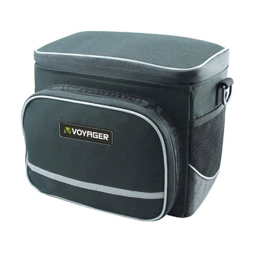 Voyager Wide Mouth Handlebar Bag