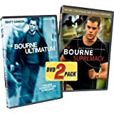 The Bourne Ultimatum/The Bourne Supremacy [Import]by Matt Damon