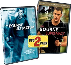 The Bourne Ultimatum/The Bourne Supremacy