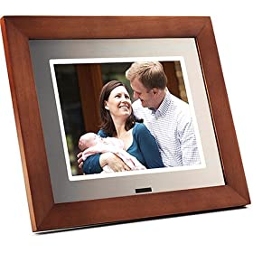 GiiNii GN-811 8-Inch Slim Digital Picture Frame