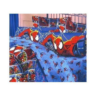 Sale!! Spiderman Marvel Ultimate In The City Pillow Sham