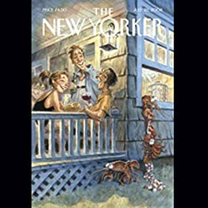 The New Yorker, July 28, 2008 (John Cassidy, Evan Osnos, Jeffrey Toobin) | [The New Yorker]