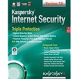 Kaspersky Internet Security 7 (3 PC, 1 Year subcription) (PC)by Kaspersky Lab