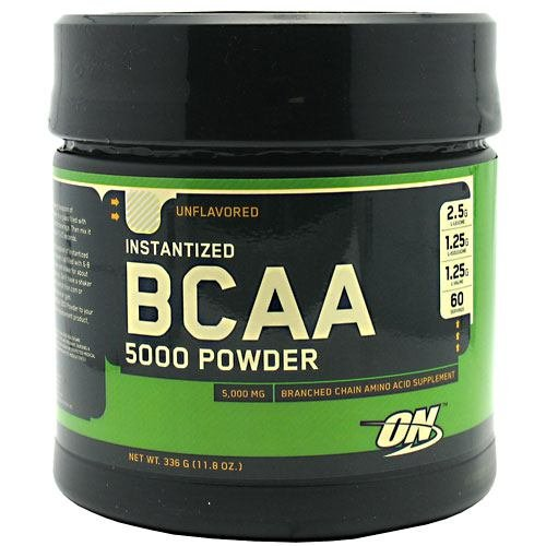 Instantized BCAA 5000 by Optimum Nutrition - 60 servings ( Multi-Pack)