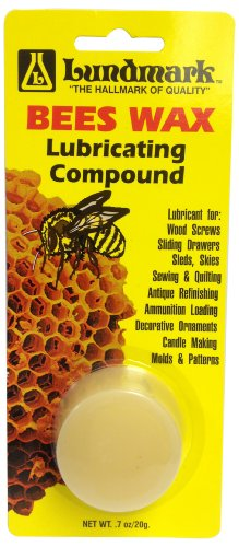 Lundmark Wax Pure Bee's Wax, .7-Ounce