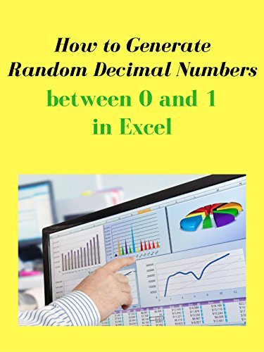 How to Generate Random Decimal Numbers between 0 and 1 in Excel