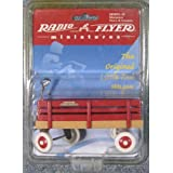Miniature Radio Flyer Town & Country Wagon