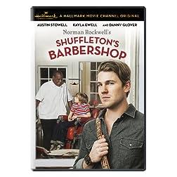 Norman Rockwells Shuffletons Barbershop