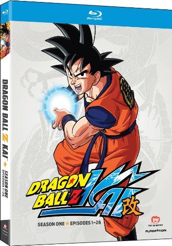 ドラゴンボール Z 改 シーズン1 [Blu-ray] 北米版