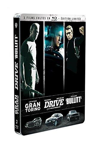 3 films cultes - Coffret - Gran Torino + Drive + Bullitt [Blu-ray] (Gran Torino Blue Ray compare prices)