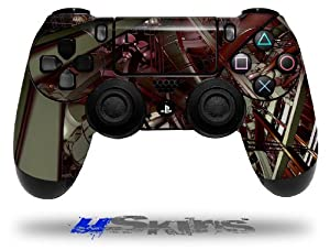 Domain Wall - Decal Style Wrap Skin fits Sony PS4 Dualshock 4 Controller - CONTROLLER NOT INCLUDED