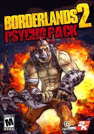 Borderlands 2 Psycho Pack [Online Game Code]