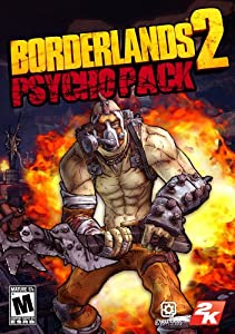 Borderlands 2 Psycho Pack [Online Game Code]