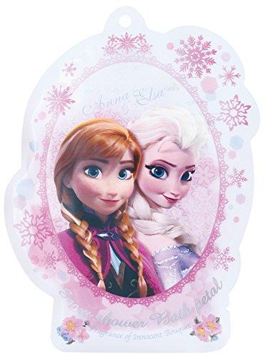 DISNEY バブルバス スノーシャワーバスペタル アナと雪の女王 ピオニーの香り イノセントブーケ DIPー78ー03